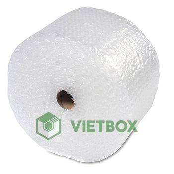 màng xốp hơi - hạn chế va đập được sử dụng chung với bao bì đóng gói