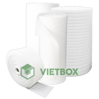 màng xốp pe foam phục vu cho nhu cầu của khách hàng sử dụng cùng với bao bì đóng gói