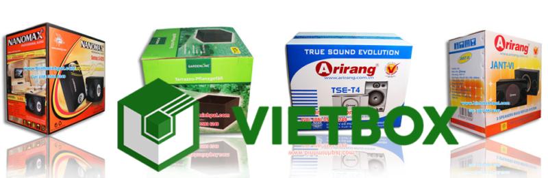 Vietbox sản xuất thùng carton in offset