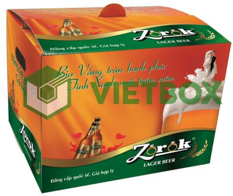 công dụng của việc in offset cho thùng carton