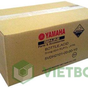 ngay cả phụ kiện của yamaha cũng phải sử dụng thùng carton