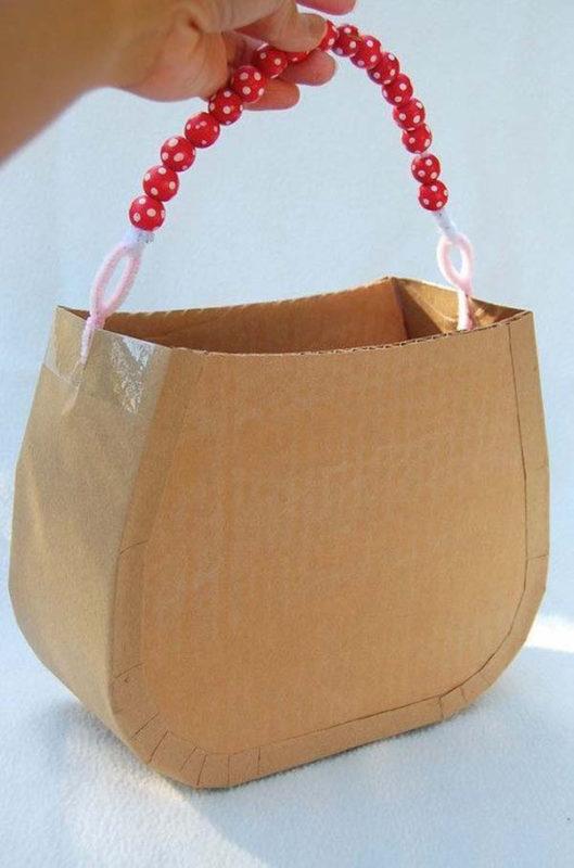 túi xách thùng giấy carton