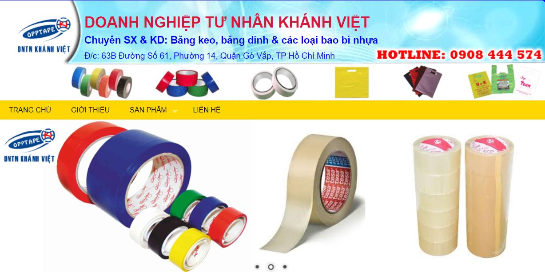 Doanh nghiệp Khánh Việt