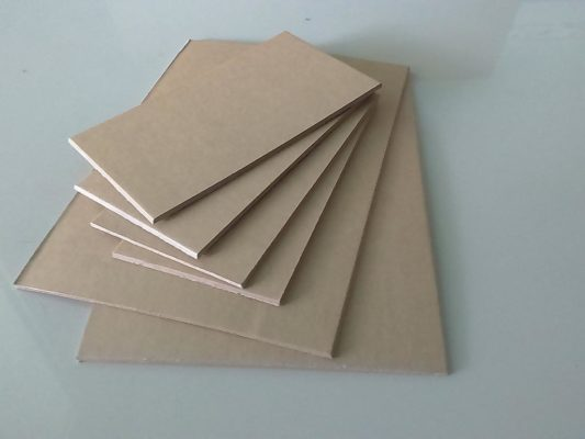 Ứng dụng của giấy carton cứng