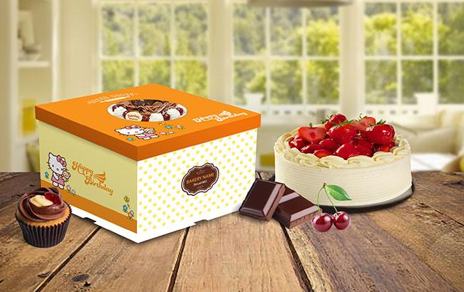 hộp đựng bánh kem
