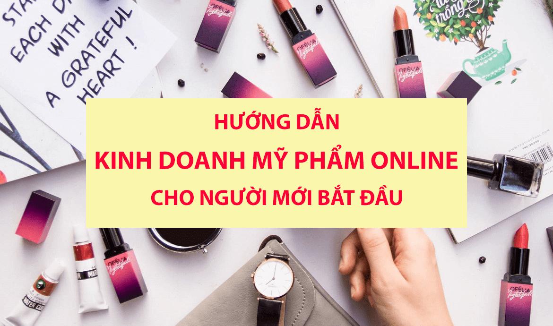 bán mỹ phẩm online như thế nào