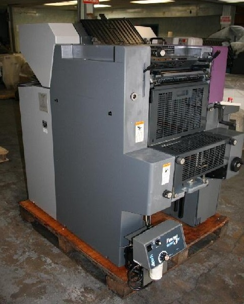 máy in offset mini