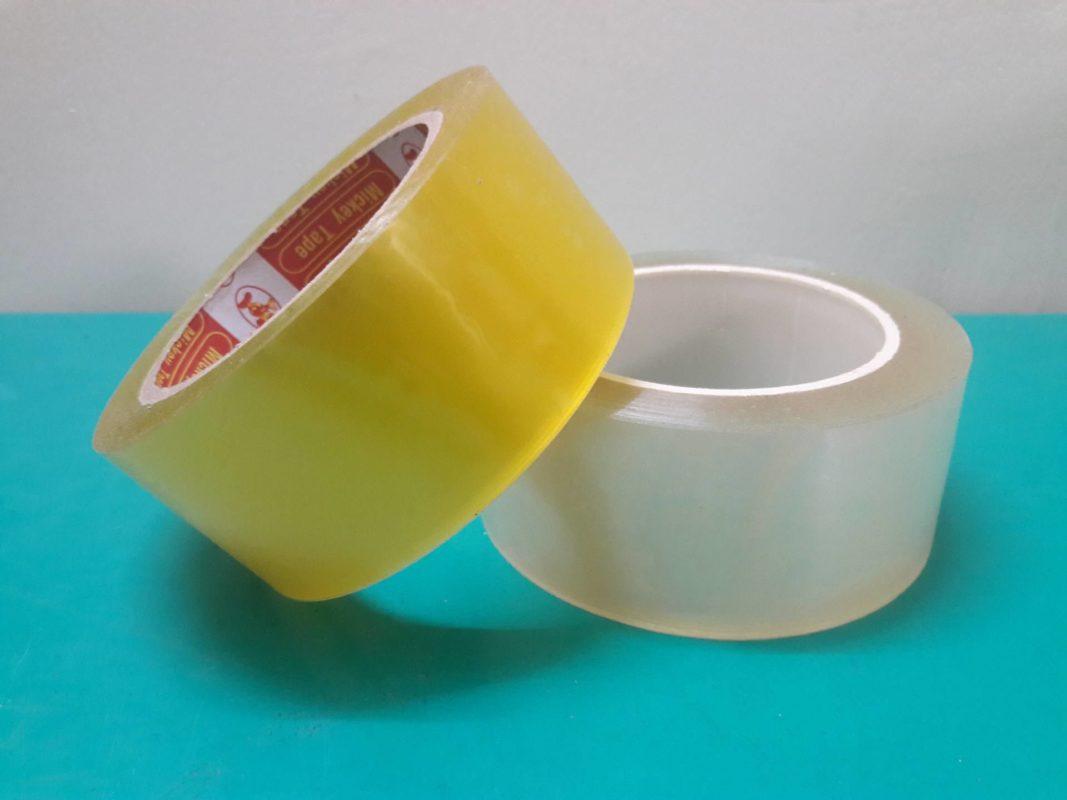 Quá trình sản xuất băng keo bằng công nghệ tiên tiến hiện đại sẽ tạo ra một sản phẩm chất lượng tốt