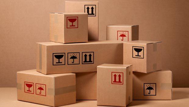 thùng carton vận chuyển
