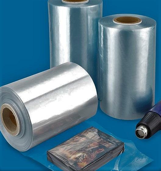 Màng co nhiệt được ứng dụng rất nhiều vào sản xuất