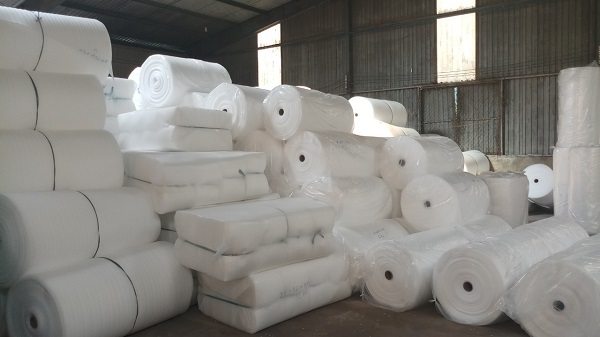 Tấm mút xốp pe foam tại VietBox