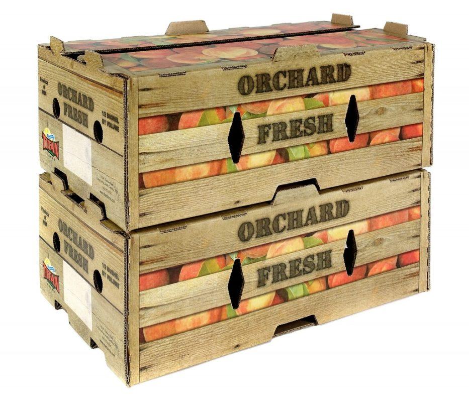 thùng carton đựng nông sản