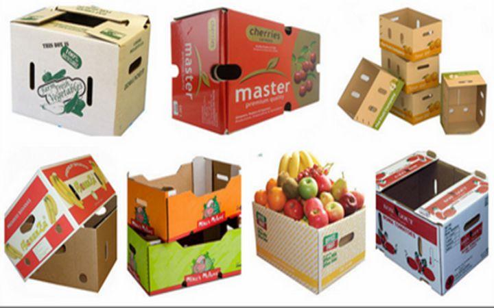 thùng carton đựng thực phẩm