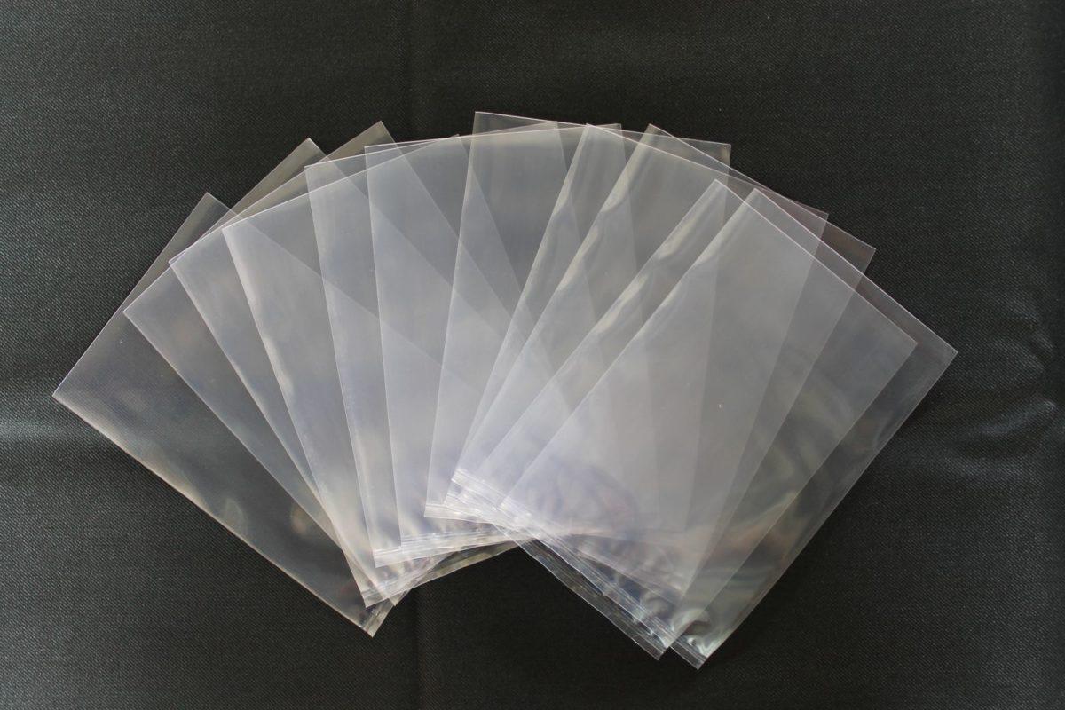 Một số loại túi PE phổ biến trong đời sống và sản xuất