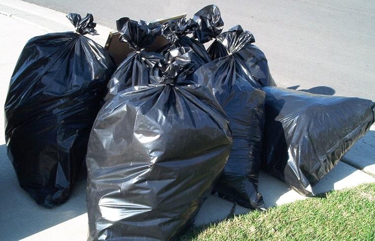 Túi đựng rác cỡ lớn