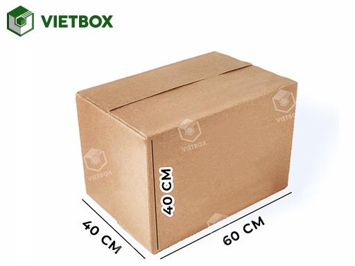 thùng carton 60x40x40 3 lớp