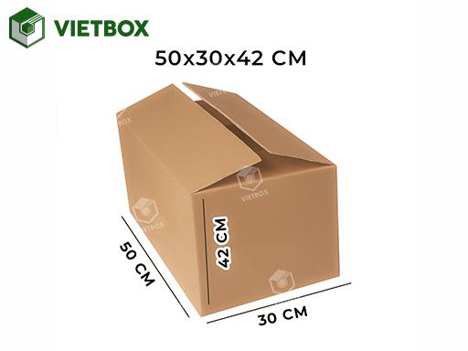Thùng carton 50x30x42