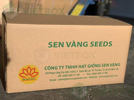 Thùng carton đựng hàng nông sản 03