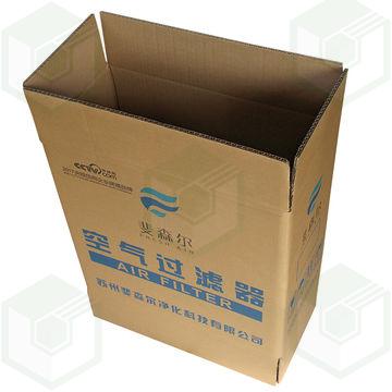Mẫu thùng carton in Flexo