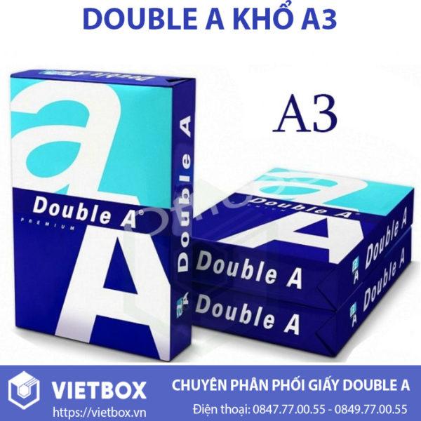 Double A A3