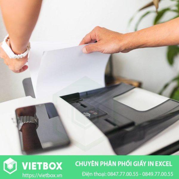 Giấy Excel