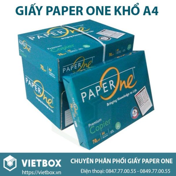 Giấy Paper One A4