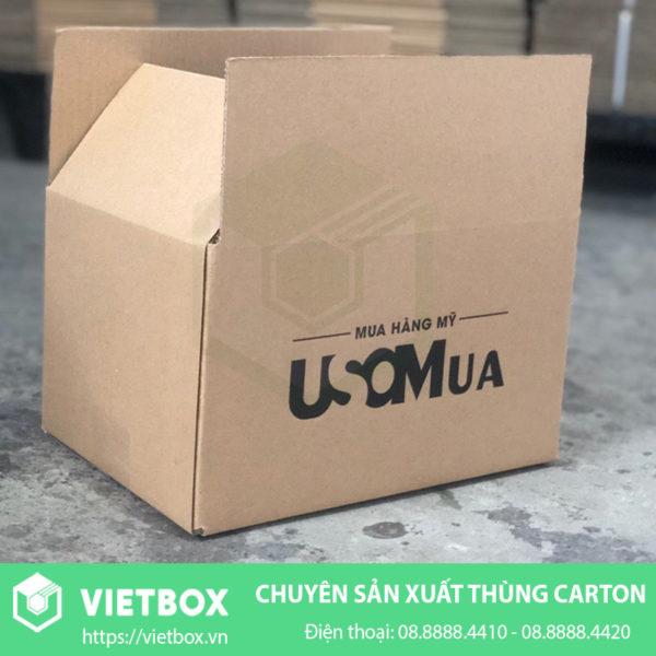 Mẫu thùng carton in đẹp nhất